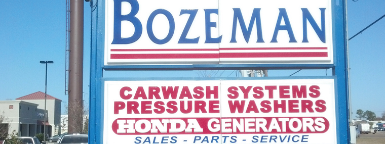 Bozeman Pressure Washers