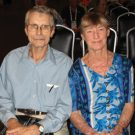 Gary and Linda Weidner. Gary was this year's recipient of CETA's Distinguished Service Award.